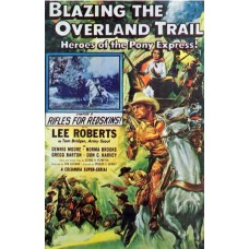BLAZING THE OVERLAND TRAIL ( (1956)