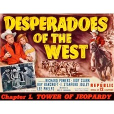 DESPERADOES OF THE WEST  (1950)