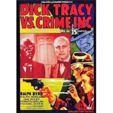 DICK TRACY VS. CRIME, INC (1941)