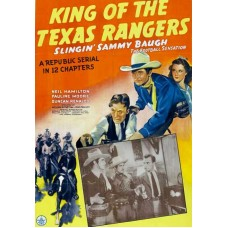 KING OF THE TEXAS RANGERS (1941)