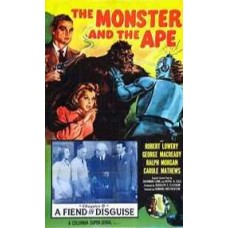MONSTER AND THE APE, THE (1945)
