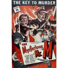 MYSTERIOUS  MR. M, THE (1946)