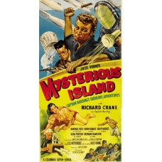 MYSTERIOUS ISLAND (1951)