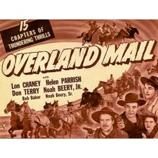 OVERLAND MAIL (1942)