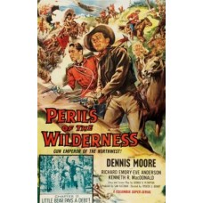 PERILS OF THE WILDERNESS  1956