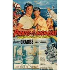 PIRATES OF THE HIGH SEAS (1950)