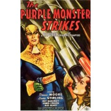 PURPLE MONSTER STRIKES, THE (1945)