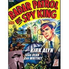 RADAR PATROL VS. SPY KING (1950)