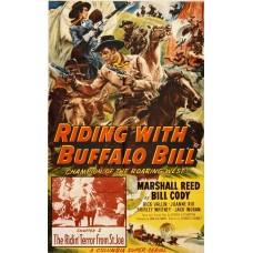 RIDING WITH BUFFALO BILL (1954)