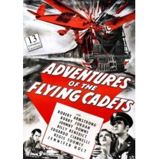 ADVENTURES OF THE FLYING CADETS  (1943)