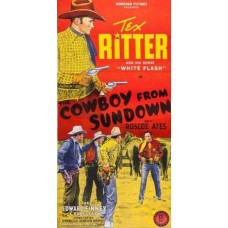COWBOY FROM SUNDOWN, THE (1940)
