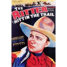 HITTIN' THE TRAIL   (1937)