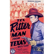 MAN FROM TEXAS   (1939)