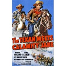 TEXAN MEETS CALAMITY JANE, THE   (1950)