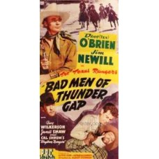 BAD MEN OF THUNDER GAP   (1943)