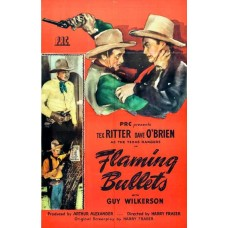 FLAMING BULLETS (1943)