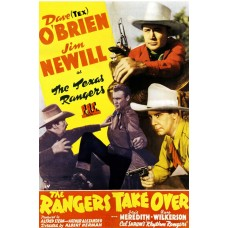 RANGERS TAKE OVER, THE    (1942)