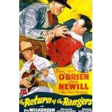 RETURN OF THE RANGERS   (1943)
