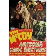 ARIZONA GANGBUSTERS   (1940)