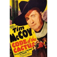 CODE OF THE CACTUS   (1939)