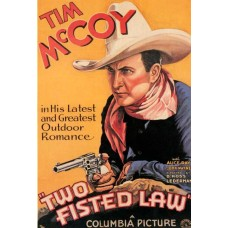 TWO FISTED LAW   (1932)