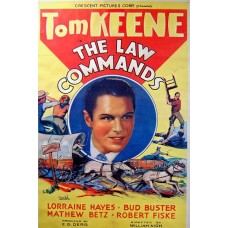 LAW COMMANDS,THE   (1937)