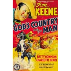 GOD'S COUNTRY & THE MAN 1937