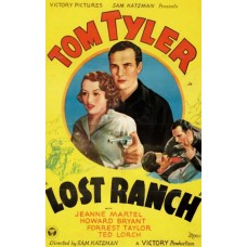 LOST RANCH  1937