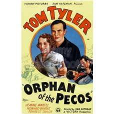 ORPHAN OF THE PECOS (1937)