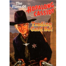 HOPALONG CASSIDY CARDS