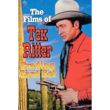 TEX RITTER (CARDS)