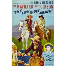 LAW RIDES AGAIN, THE   (1943)