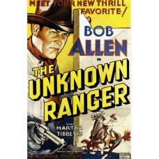 UNKNOWN RANGER,THE 1936