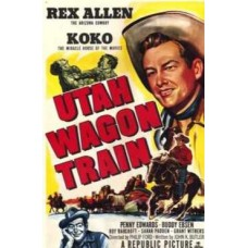 UTAH WAGON TRAIN (1951)