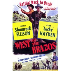 WEST OF THE BRAZOS (1950)